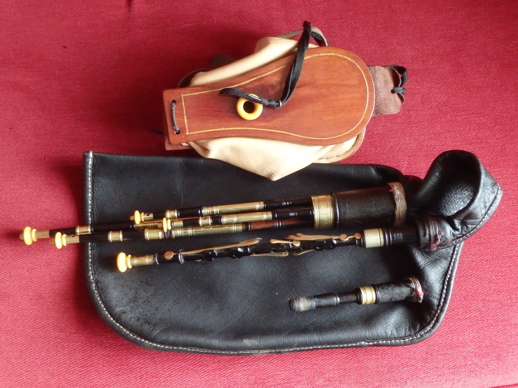 Northumbrian Pipes